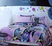Cynthia Rowley Comforter Twin XL 9 Piece Complete College ...