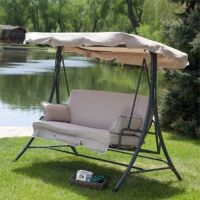 outdoor swing replacement cushions and canopy | fix porch ...
