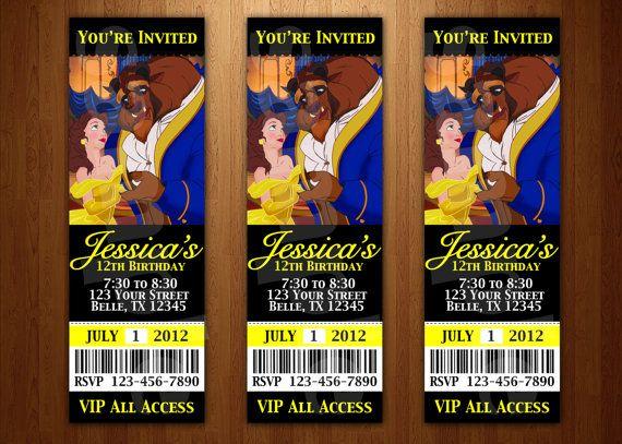 Plain Bridal Shower Invitations