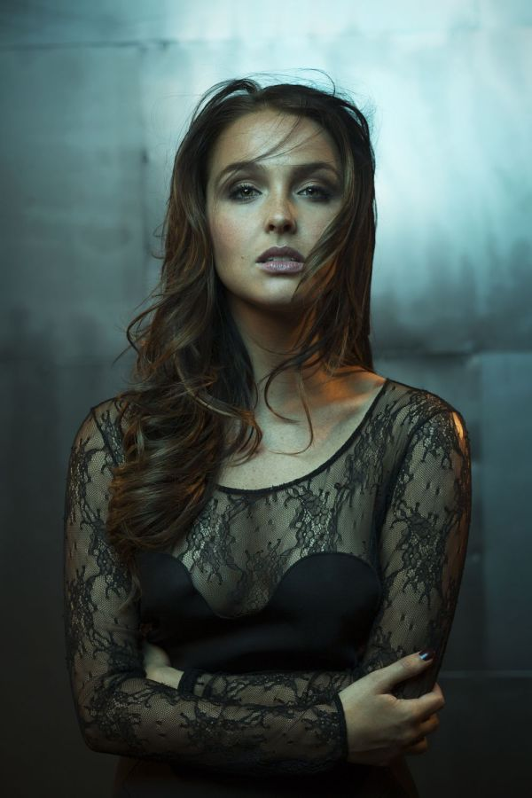 Camilla Luddington Felix Magazine - October 2014