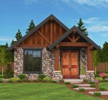 Plan 85106ms Rustic Guest Cottage Vacation Getaway
