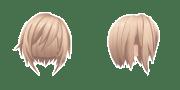 short anime hair