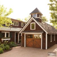 Absolutely Gorgeous Detached Garage Designs | Shake ...