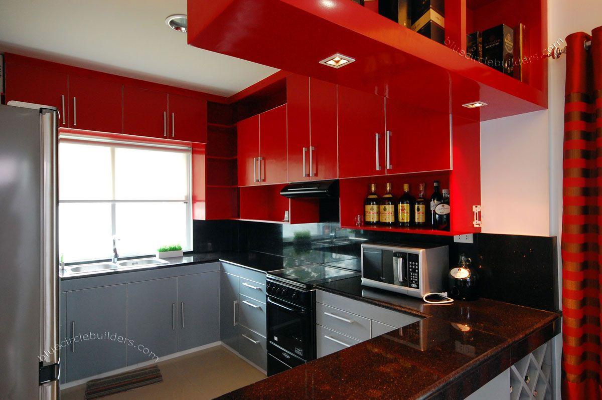 interior design kitchen light fixtures modern philippines small