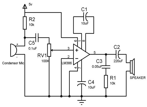 dac low power circuit