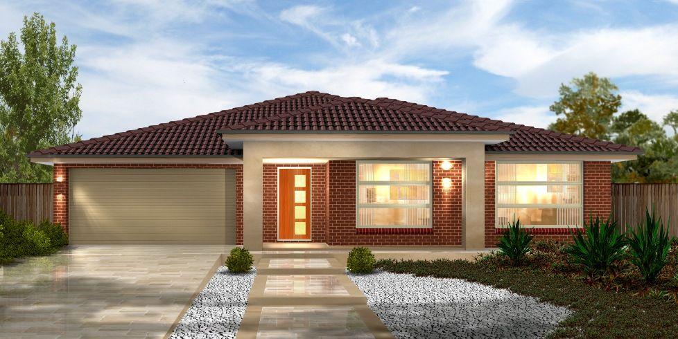 Home Design Single Story HominickCustomBuilders Com