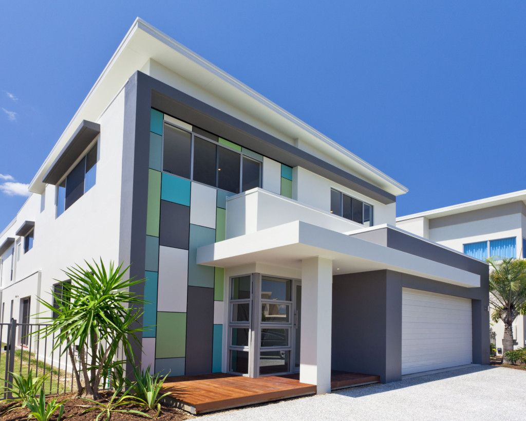 Architecture Beautiful Minimalist House Design Ideas With