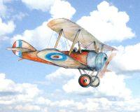 Airplane nursery Airplane in the sky decor Aircraft ...