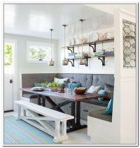 Kitchen Storage Bench Seat Plans   Kitchen Design ...