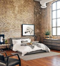 Gardiner Low Profile Upholstered King Platform Bed | King ...