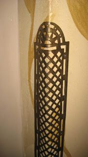decorative metal wall corner guards | For the Abode ...