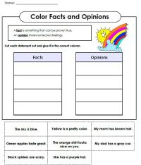 Fact and opinion on Pinterest | Abraham Lincoln ...