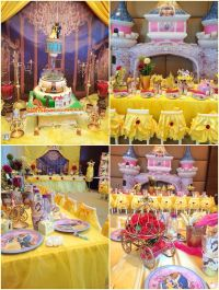 Beauty And The Beast Party Decoration Ideas | Jemsslie ...