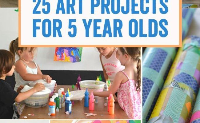 Kindergarten Rocks 25 Art Projects For 5 Year Olds