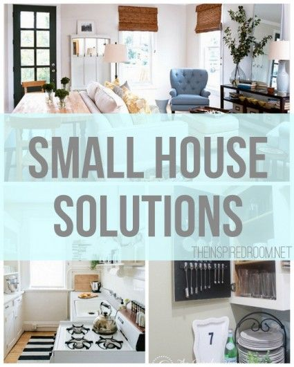 Small House Solutions Smallest House House And Spaces