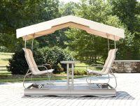 garden glider plans | grandview 4 seat glider the ...