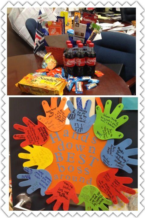 Banner Employee Appreciation Day Ideas