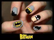 superhero nails ideas