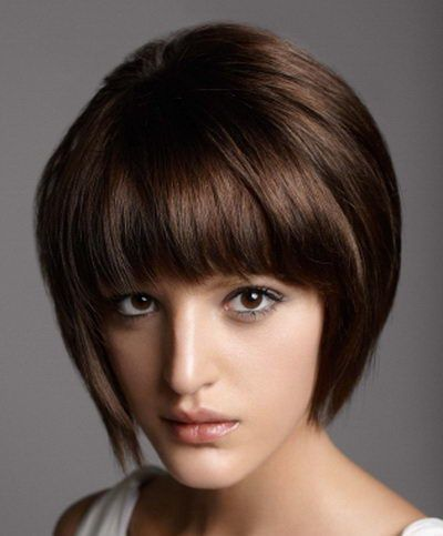 Layered Short Hairstyles For Women Over 50 With Round Faces