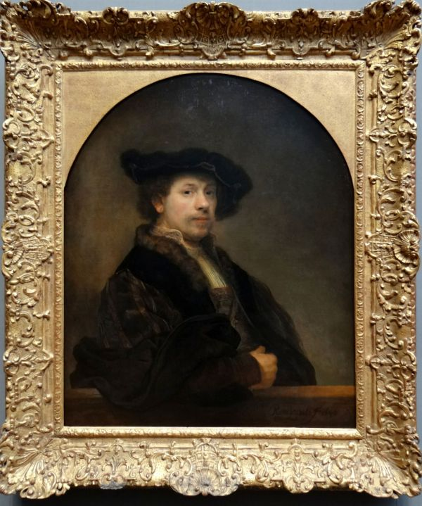 National London Rembrandt And Portraits