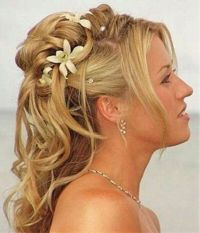 Wedding Hairstyles For Thin Hair | Hair Styles | Pinterest ...