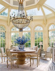 It makes me want to eat brunch and read  book with also beautiful conservatory rh pinterest