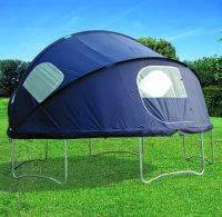 Make Camping Fun With A Trampoline Tent | Trampoline tent ...