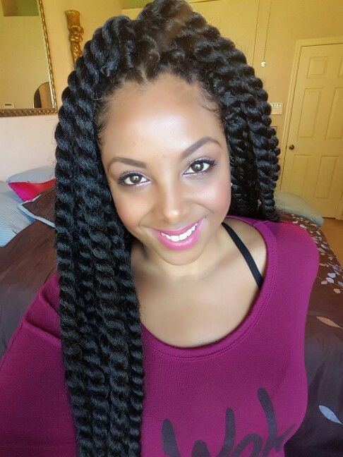 Jumbo Senegalese Twist Google Search Hair Envy Pinterest