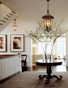 Foyer decorating ideas are the simple home design on designing entrance any additional furniture makes  warm welcome house also south shore blog favorites for friday rh pinterest