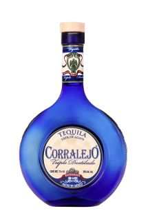 Tequila Corralejo Blue Bottle