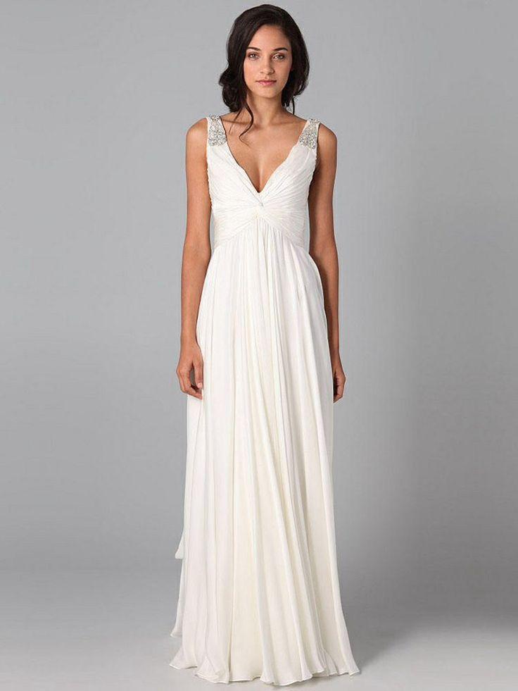 Second Marriage Dress on Pinterest  Second Wedding Invitations Minimalist Wedding Dresses and