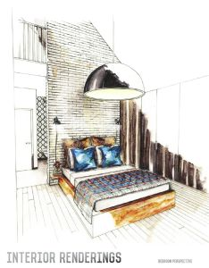 Interior design portfolio also skicovani  kresby rh cz pinterest