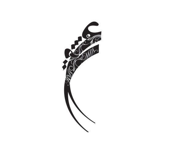 Love (Eshgh عشق) # Persian Calligraphy # Typo Emma & Ava