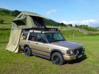 Flatdog Rax Roof Rack - Discovery 1 & 2 - Paddock Spares ...