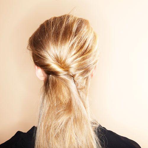 Lange Haare Hochstecken? Kein Problem!