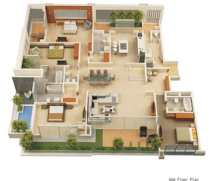 Japanese Modern Floor Plans Japanese Plan House Design With One