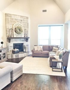 Two storey ceiling living room what  loved most about this home when choosing the also rh pinterest