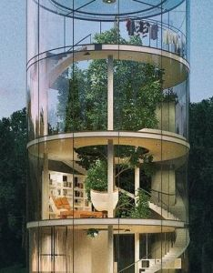 An eye catching design but perhaps  fir tree isn   the best species also images about house designs on pinterest green roofs pierre rh
