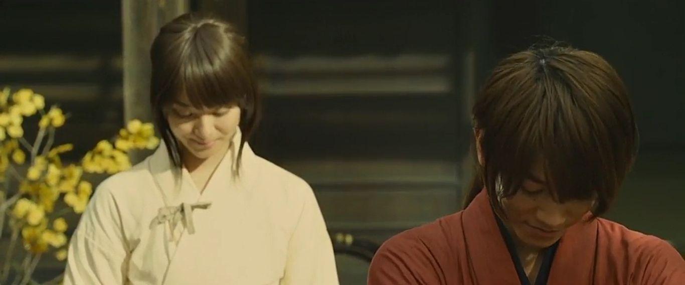 Their Cute Smiles Make Me Smile Too! Rurouni Kenshin The