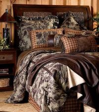 Upgrade your bedroom with our Moss Pinecone comforter set ...