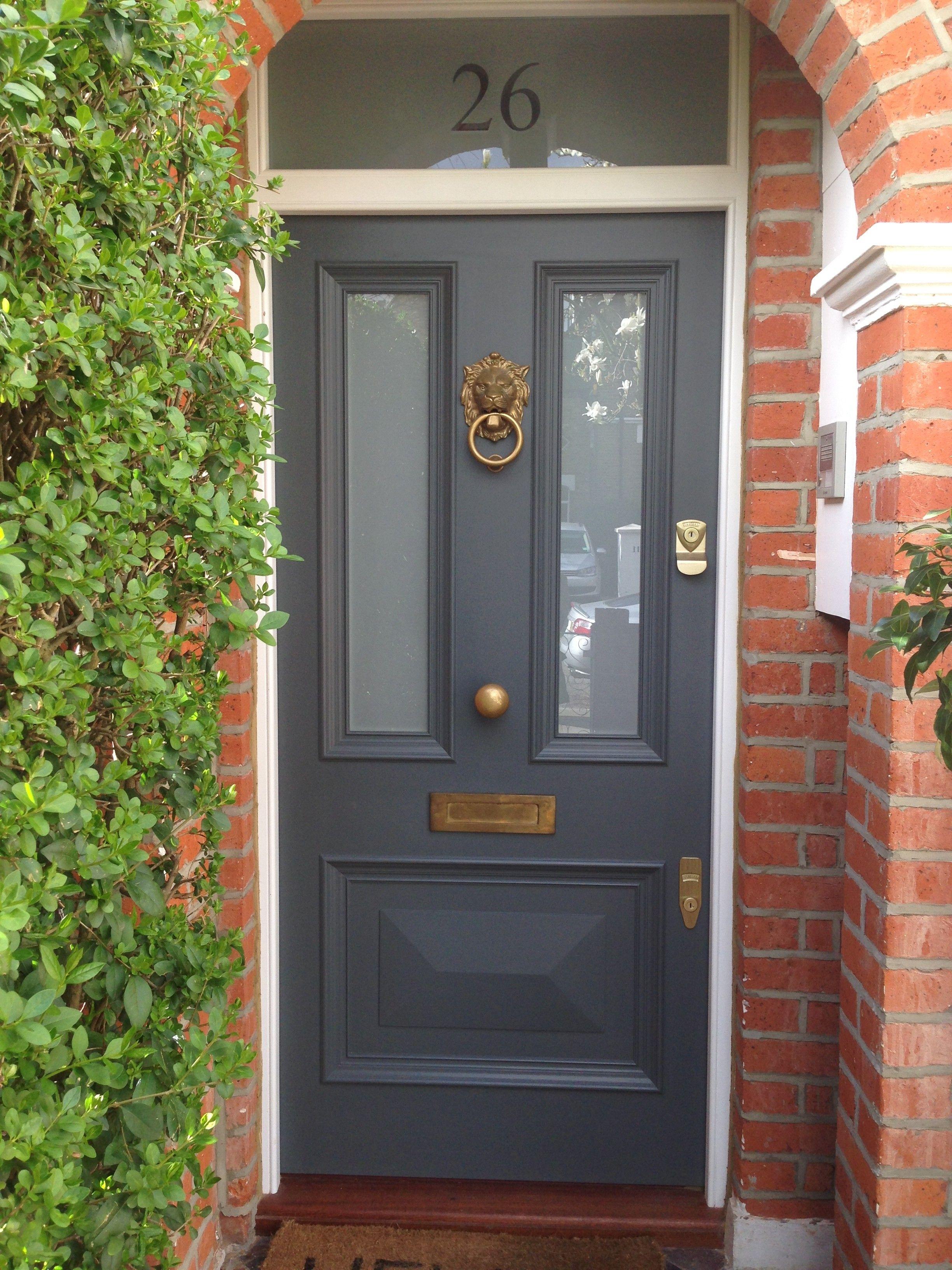 Exterior Of Homes Designs  Victorian front doors Front