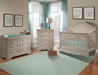 Stella Baby and Child Athena 3 Piece Nursery Set in