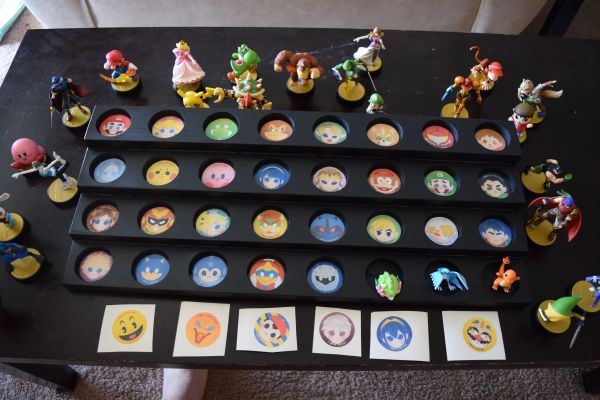 Ideas Display Amiibo