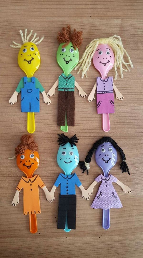 Family Sunday School Craft for Kids