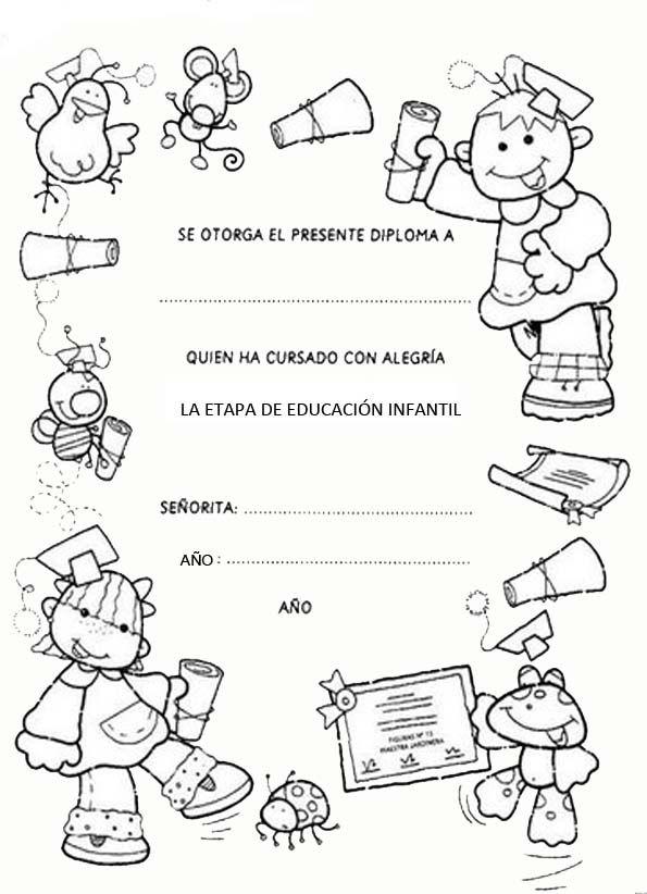 Diplomas para premiar a los niños Te reunimos en esta