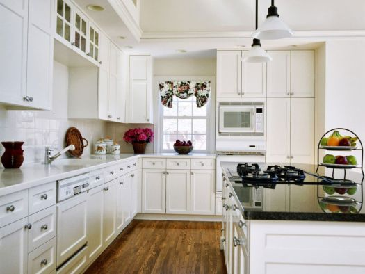 Kitchen Paint Colors With White Cabinets Google Search