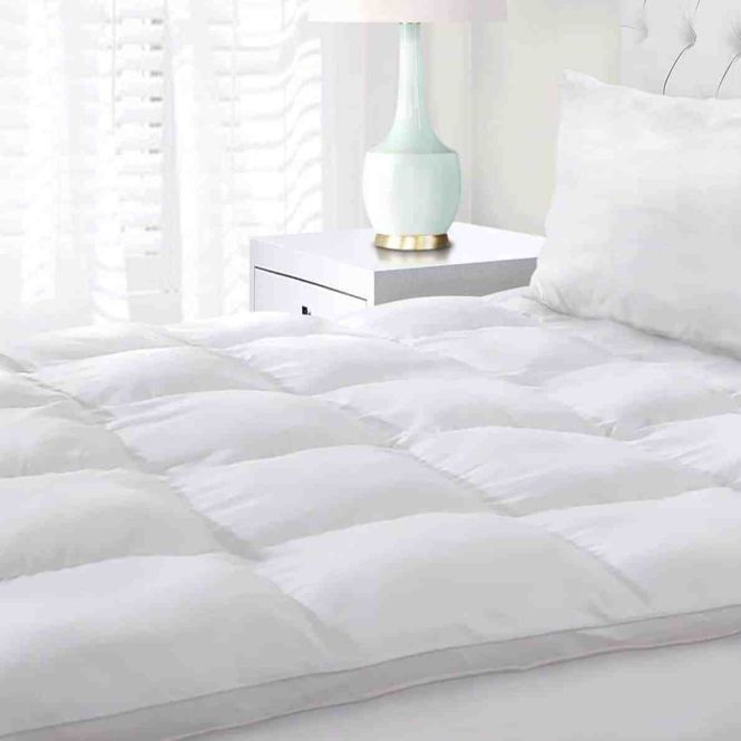 Top 5 Best Feather Bed Toppers Reviews 2017