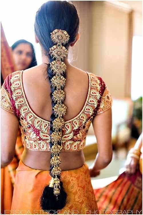 50 Bridal Styles For Long Hair! Braid Hairstyles