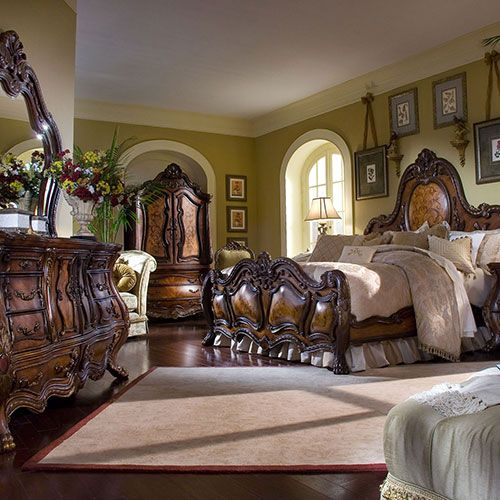 chateau beauvais® bedroom | michael amini furniture designs
