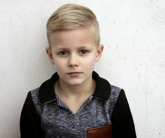 Trendige Und Coole Frisuren Für Jungs Frisuren Pinterest